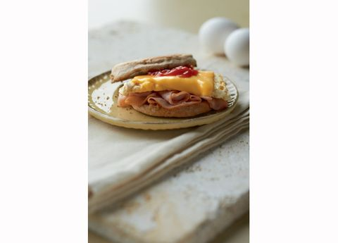 Finger food, Cuisine, Food, Ingredient, Dish, Baked goods, Breakfast, Snack, Fast food, Meat,