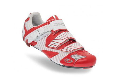 Shoe, Red, White, Athletic shoe, Logo, Font, Carmine, Grey, Walking shoe, Sneakers,