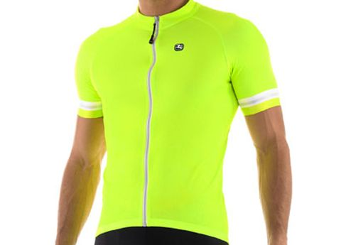 Clothing, Product, Yellow, Green, Sportswear, Collar, Sleeve, Shoulder, Standing, Joint,