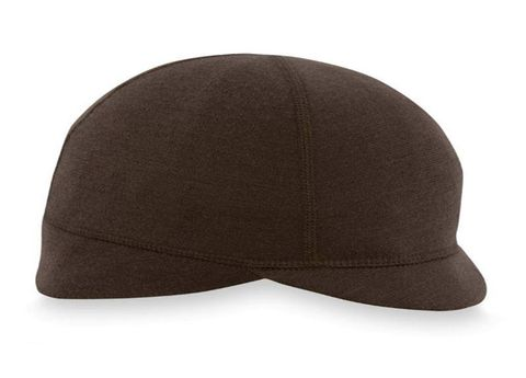 Brown, Hat, Cap, Headgear, Costume accessory, Fashion accessory, Personal protective equipment, Maroon, Grey, Bonnet,