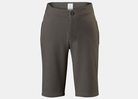Clothing, Brown, Sleeve, Trousers, Textile, Sportswear, Waist, Standing, Pocket, Khaki,