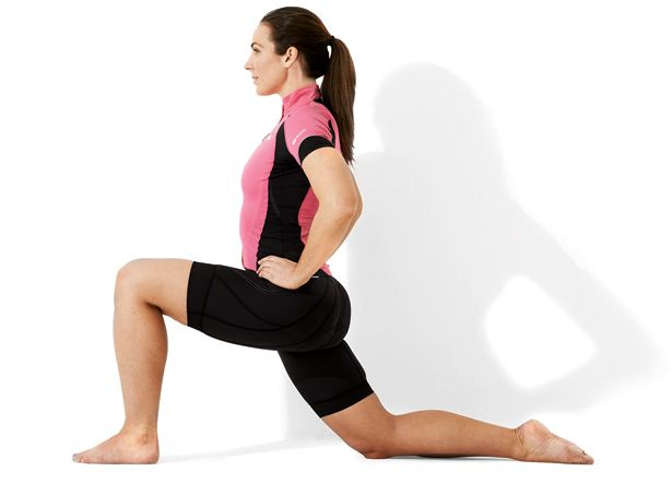 Best Stretching and Strengthening Exercises for Cyclists