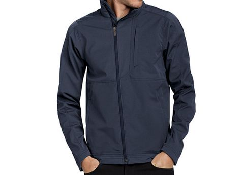 Clothing, Product, Jacket, Sleeve, Collar, Textile, Standing, Outerwear, White, Sweatshirt,