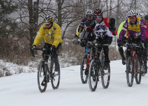 How to Dress for Winter Riding
