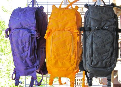Product, Yellow, Orange, Luggage and bags, Bag, Baggage, Musical instrument accessory, Backpack, Zipper,
