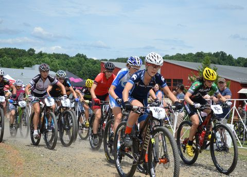 Womens MTB Short Track Nationals