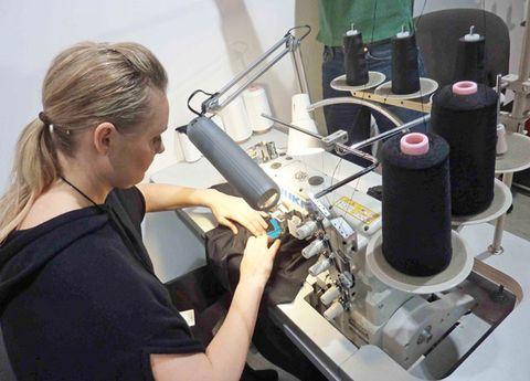 Scientific instrument, Engineering, Machine, Service, Employment, Cylinder, Science, Research, Research institute, Ponytail,