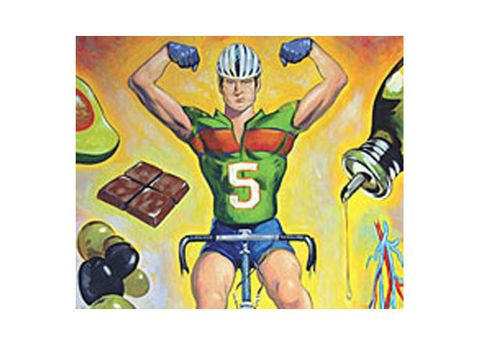 Finger, Wrist, Sports gear, Cartoon, Chest, Fictional character, Personal protective equipment, Muscle, Animation, Trunk,