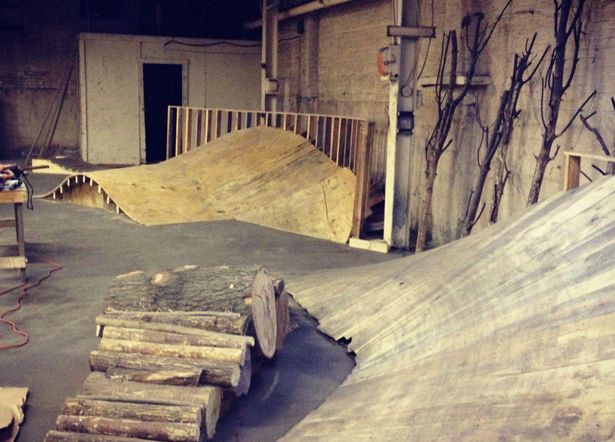 943c95acad7 The Best Indoor Mountain Bike Parks and Pump Tracks Indoor Cycling |  Bicycling