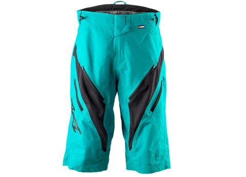 Blue, Sleeve, Sportswear, Teal, Turquoise, Aqua, Uniform, Active shorts, Jersey, Azure,