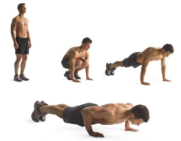 Best exercise for flat stomach men