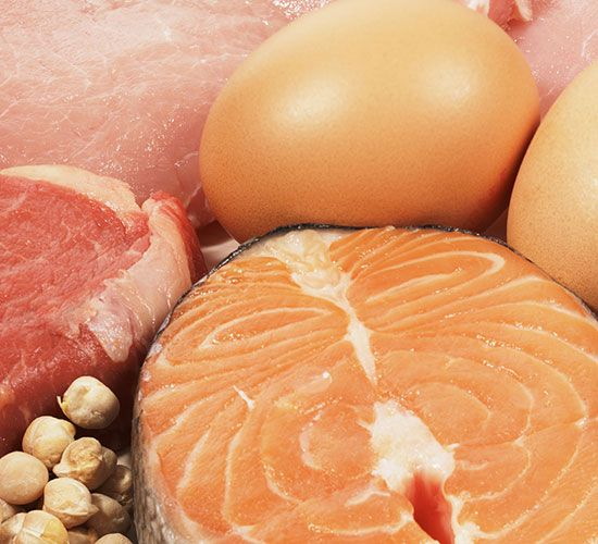 8 Foods that Pack on Muscle