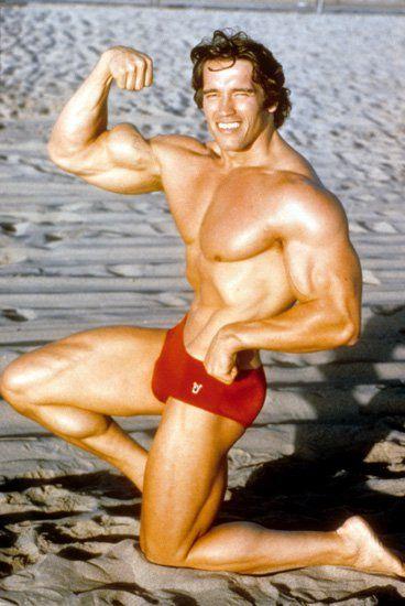 arnold swarchenegger steroids
