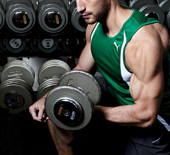 The One-Dumbbell Workout