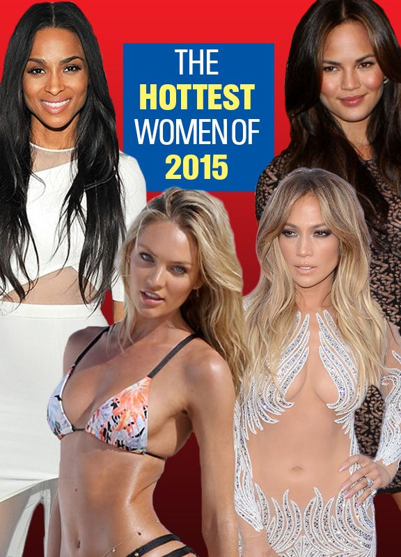 Your Lust List: 100 Hottest Women of 2015