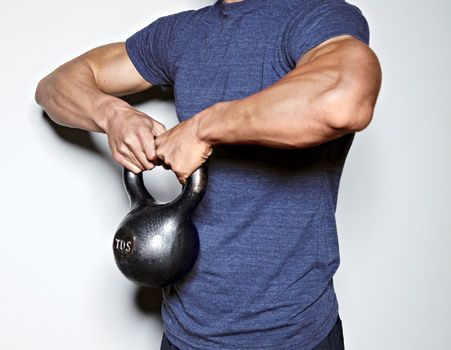 The Kettlebell Calorie Incinerator