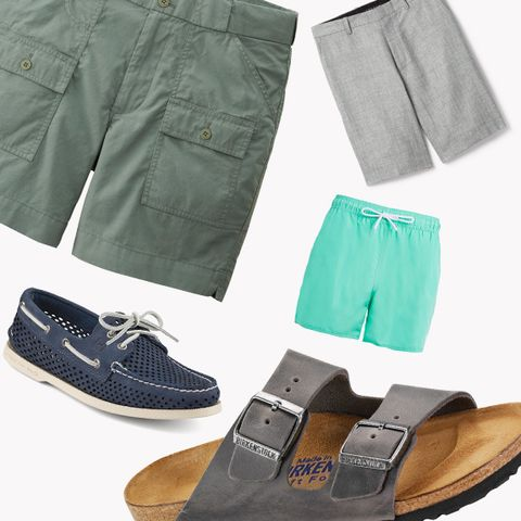 5d0e8369287 The Best Shoes to Wear with Shorts
