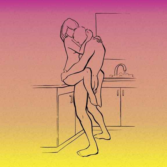 Top chef sex position