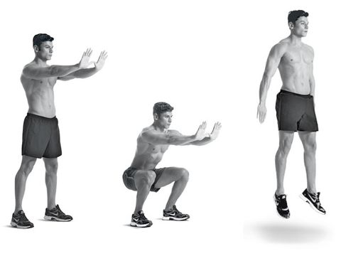 10minute totalbody workout men's health