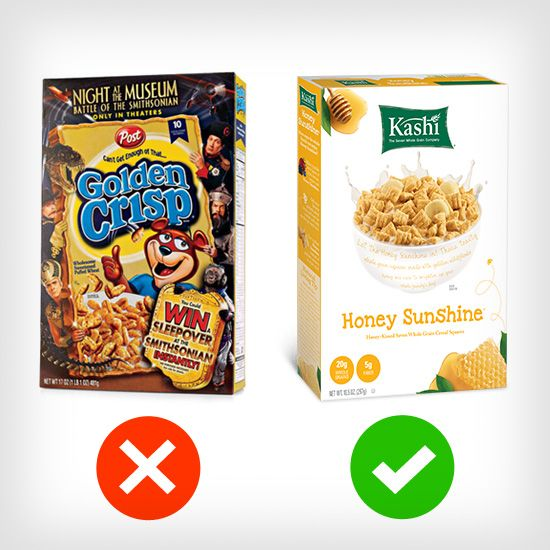best and worst cereals