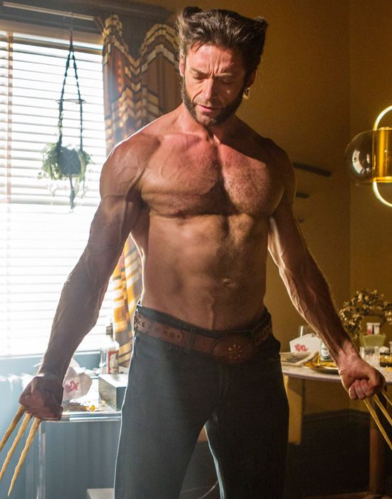 Most Ripped Action Stars