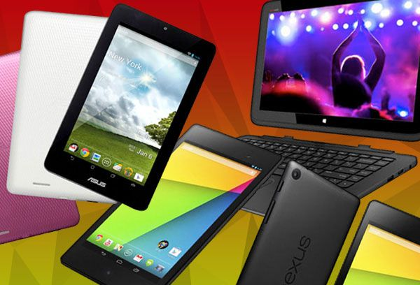 Best Tablets for Multitaskers, Butterfingers, and Technophobes