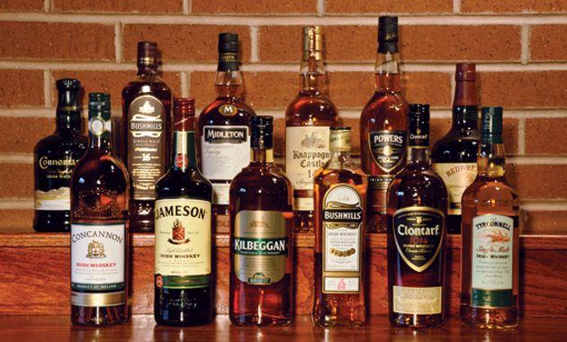 The 12 Best Irish Whiskeys For Your Buck