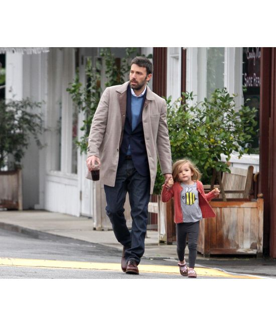 Steal His Style: Ben Affleck