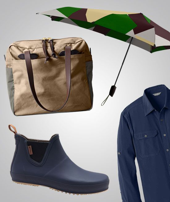 The Best Rain Gear for Spring