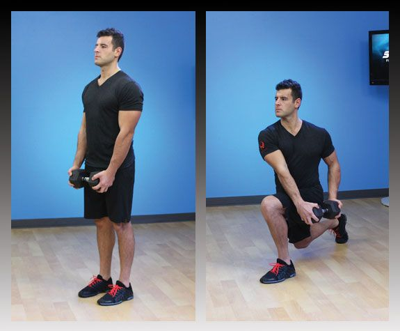 Blast Fat with Dumbbell Dynamite