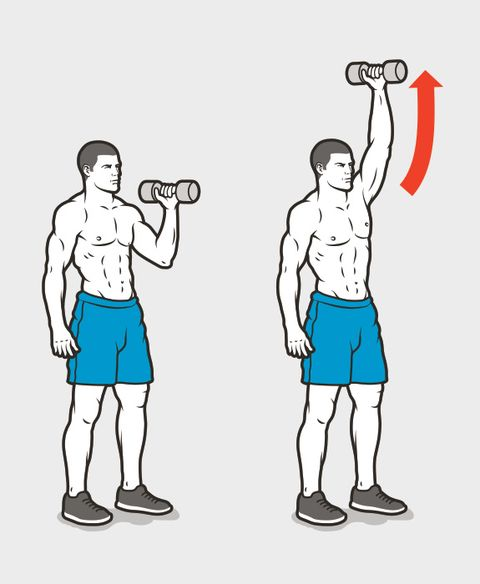 A Workout Designed to Help You Get a V-Shaped Torso