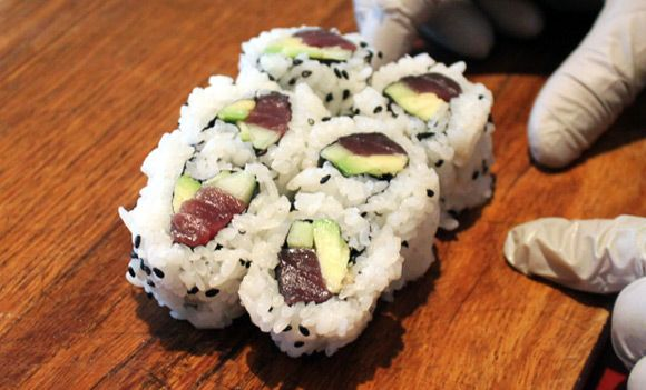 Make Your Own Sushi At Home!