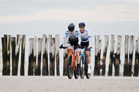 Ivar Slik nu ook Nederlands kampioen MTB Strandrace