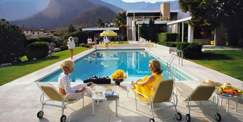 Property, Swimming pool, Patio, Real estate, Building, Residential area, Town, Home, Resort, Estate,