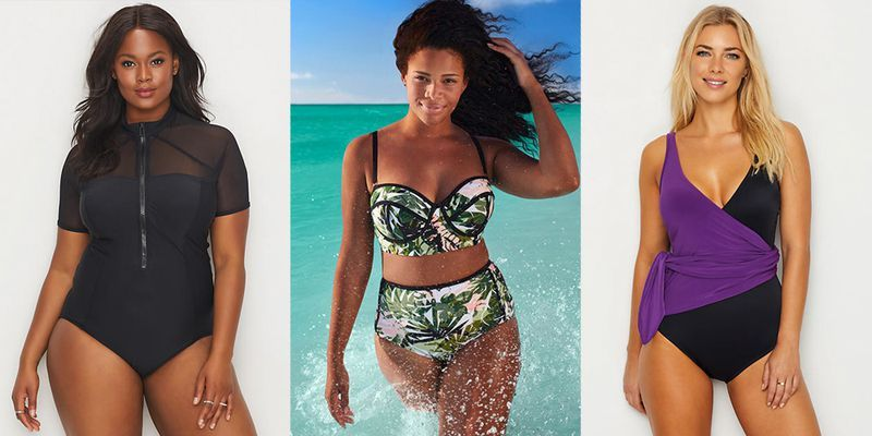 13 Slimming Swimsuits for Every Body Type