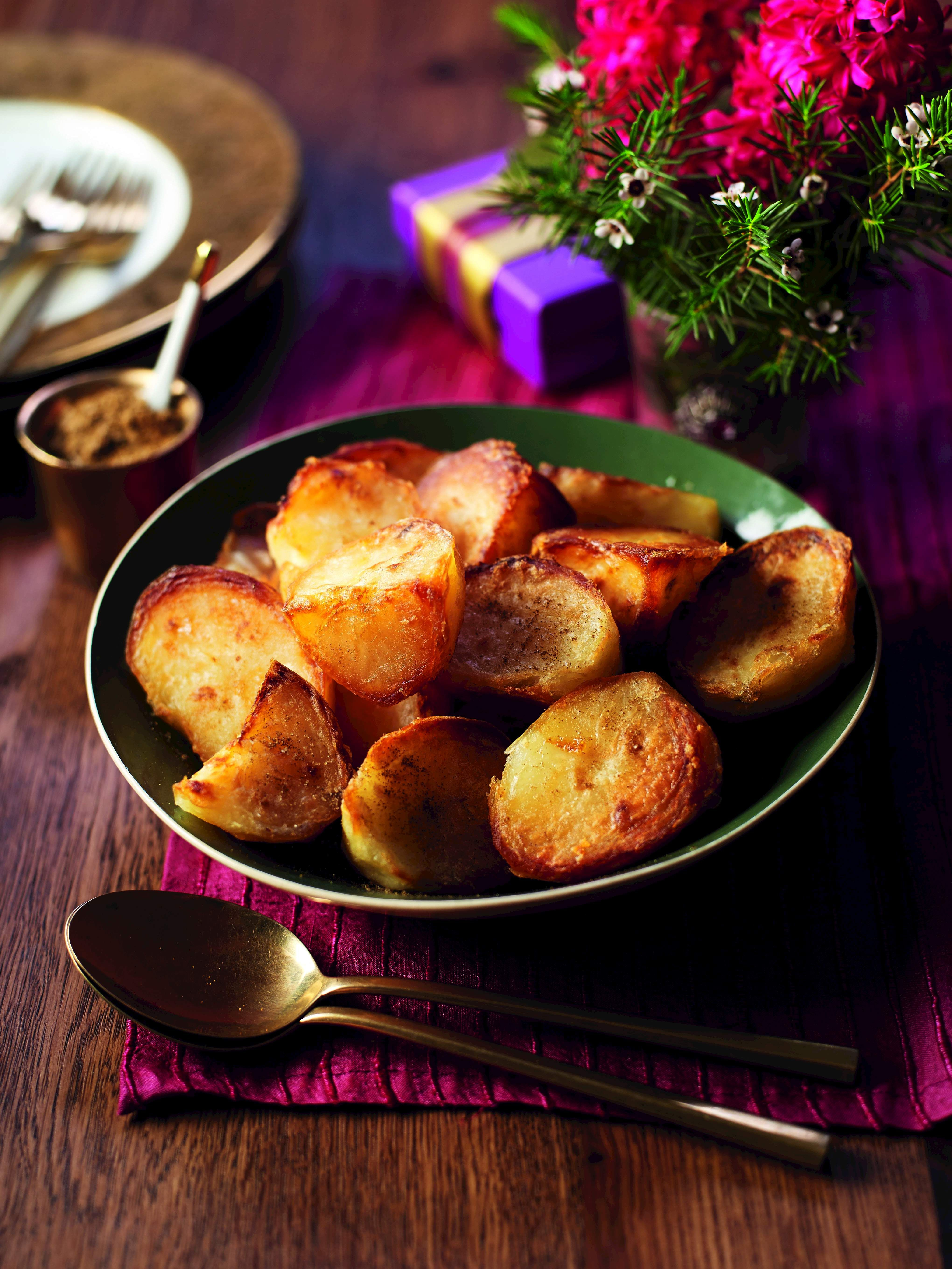 Healthy Roast Potatoes
