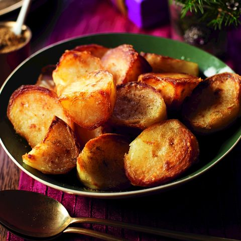 Healthy Roast Potatoes