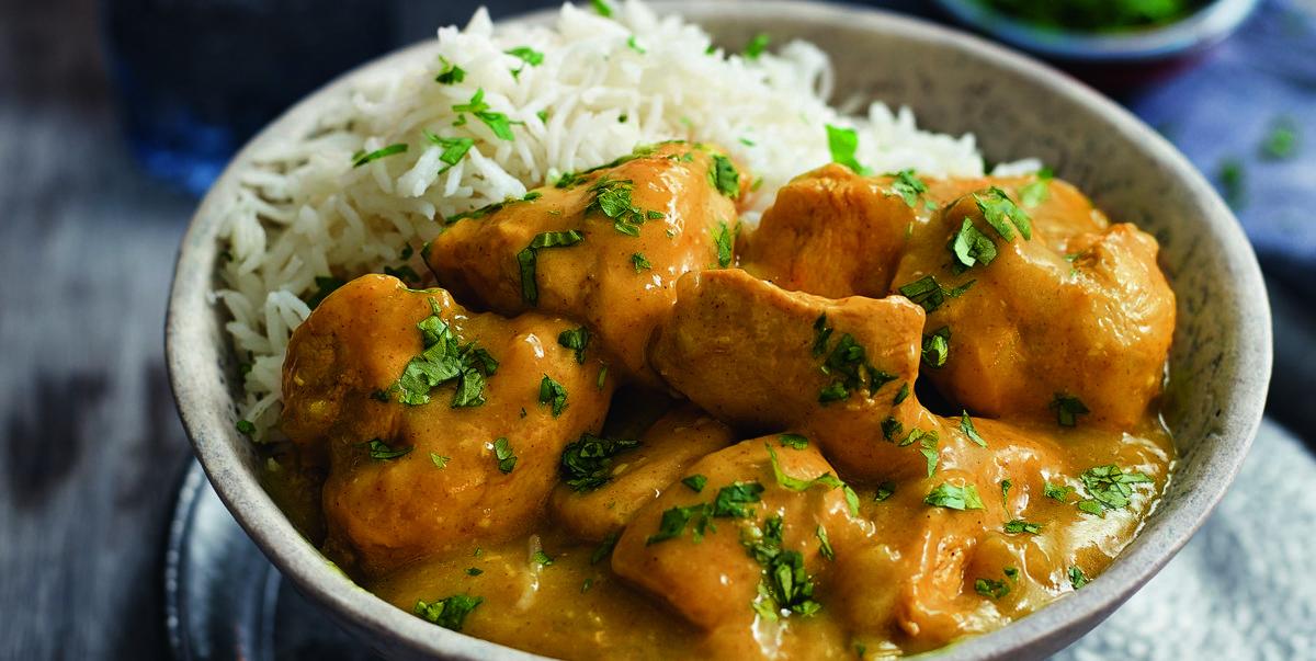 Slimming World Chicken Curry Recipe