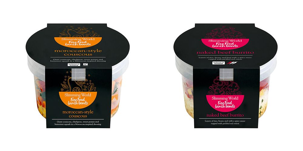 Iceland's Slimming World Lunch Bowls Are Going To Change Your Life