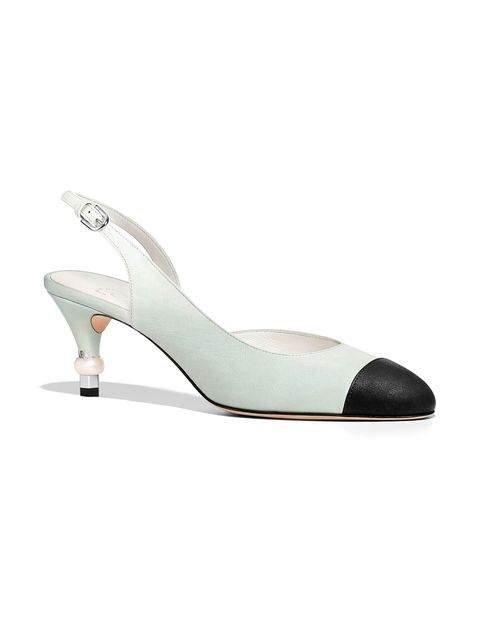 Footwear, Slingback, Shoe, High heels, Court shoe, Bridal shoe, Basic pump, Sandal, Beige,