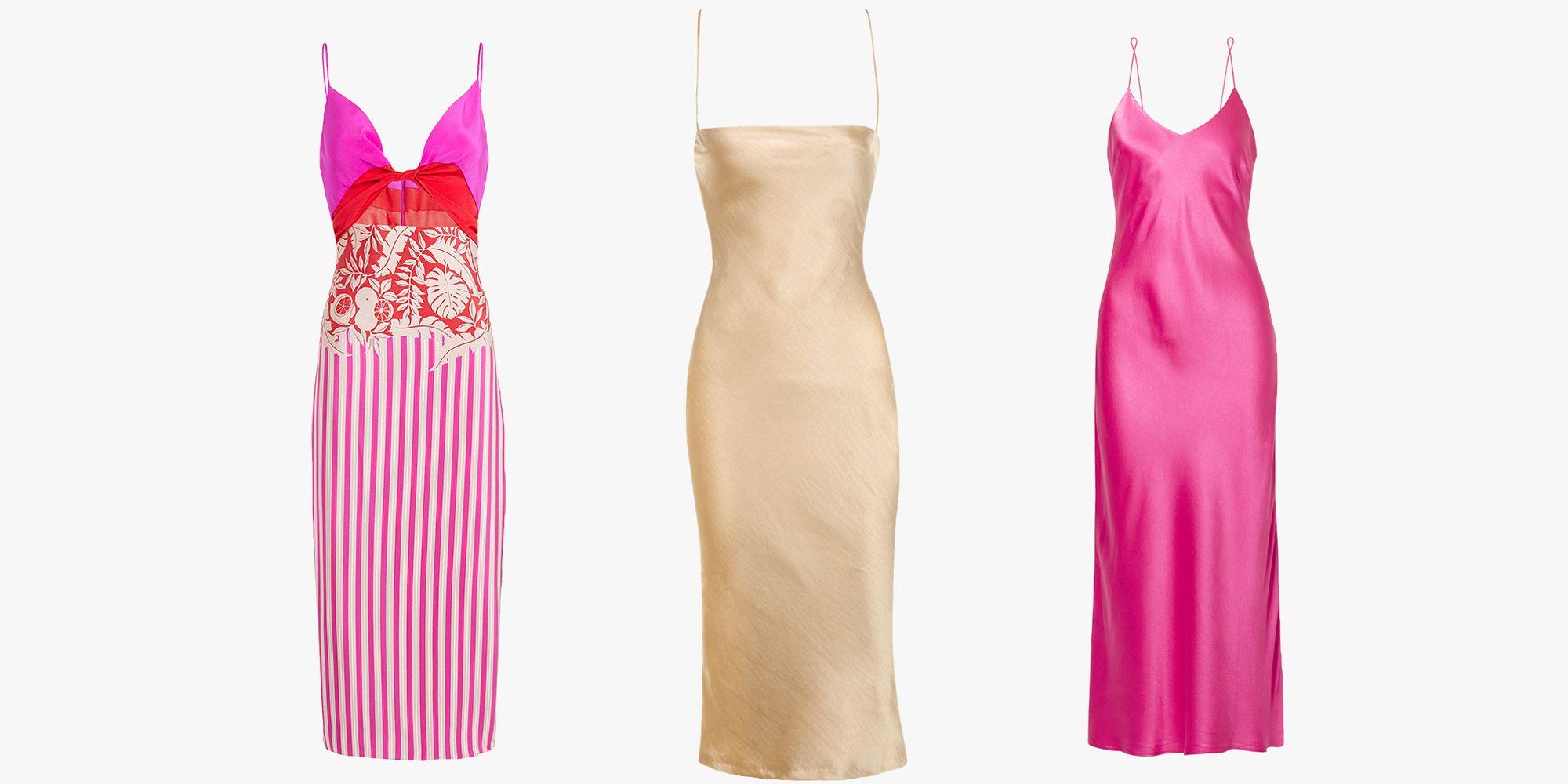 385be4735aeeb 12 Slip Dresses for Summer 2019 - Best Slip Dresses and Chemises