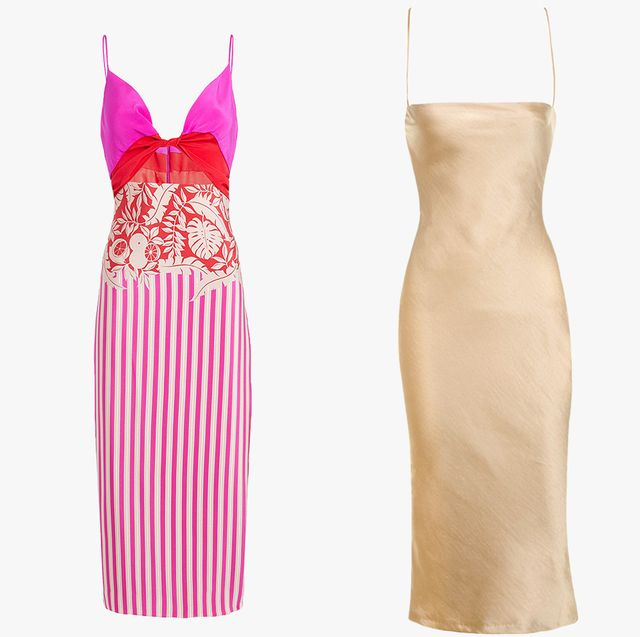 152bcbf3 12 Slip Dresses for Summer 2019 - Best Slip Dresses and Chemises