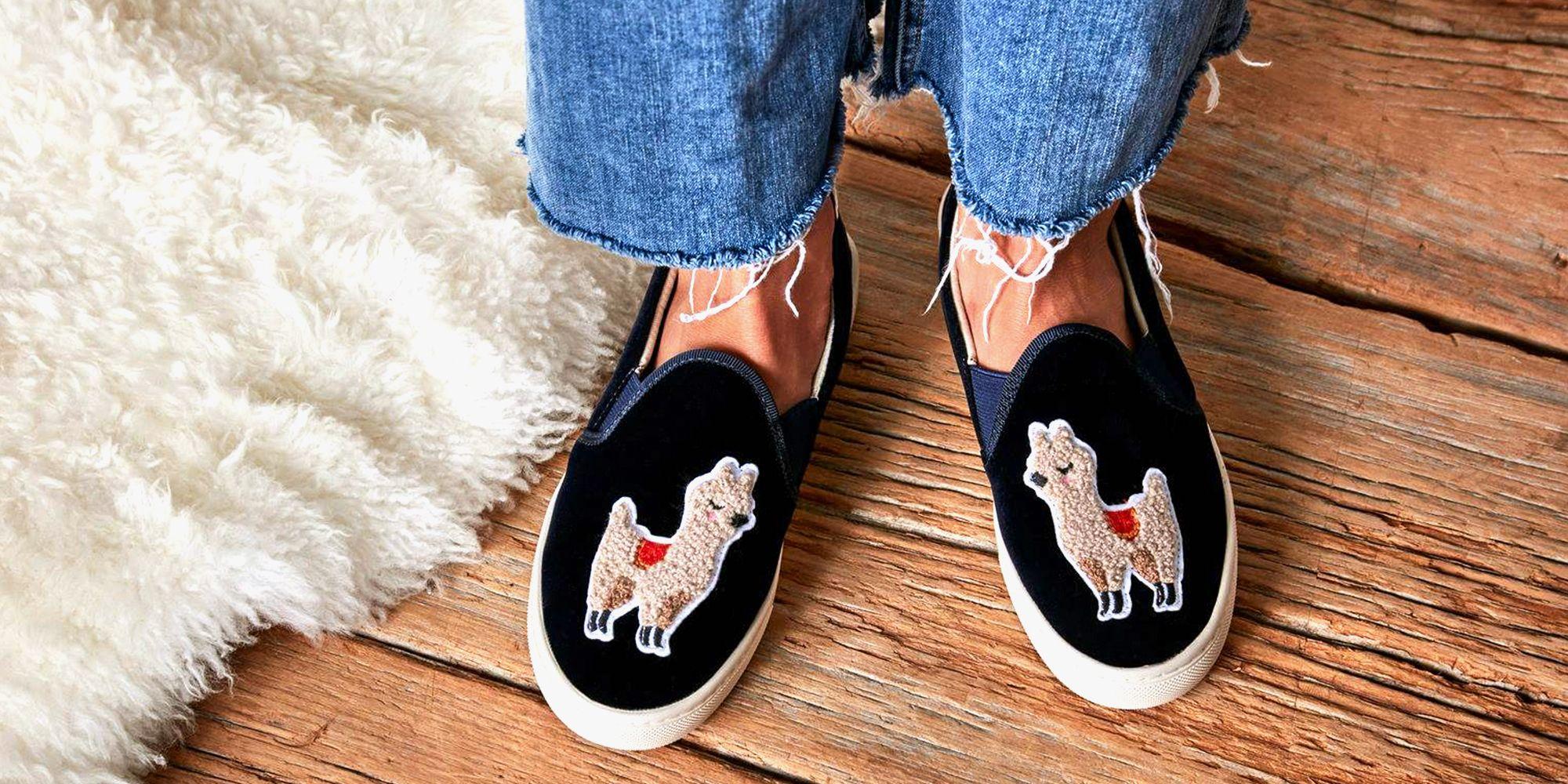 12 Best Slip On Sneakers for Women 2018