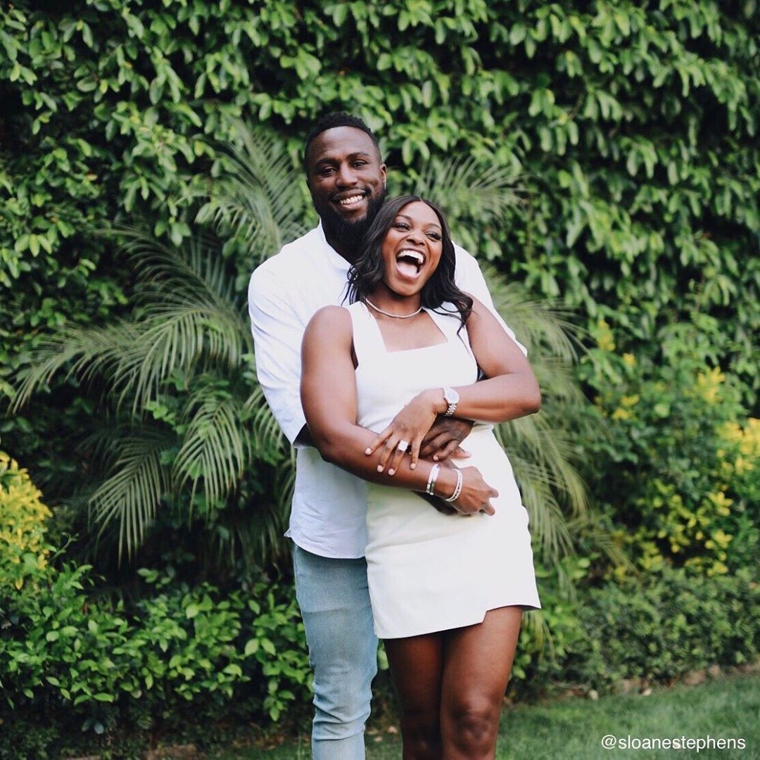 Sloane Stephens's Future Husband Jozy Altidore Is a Professional Soccer Player