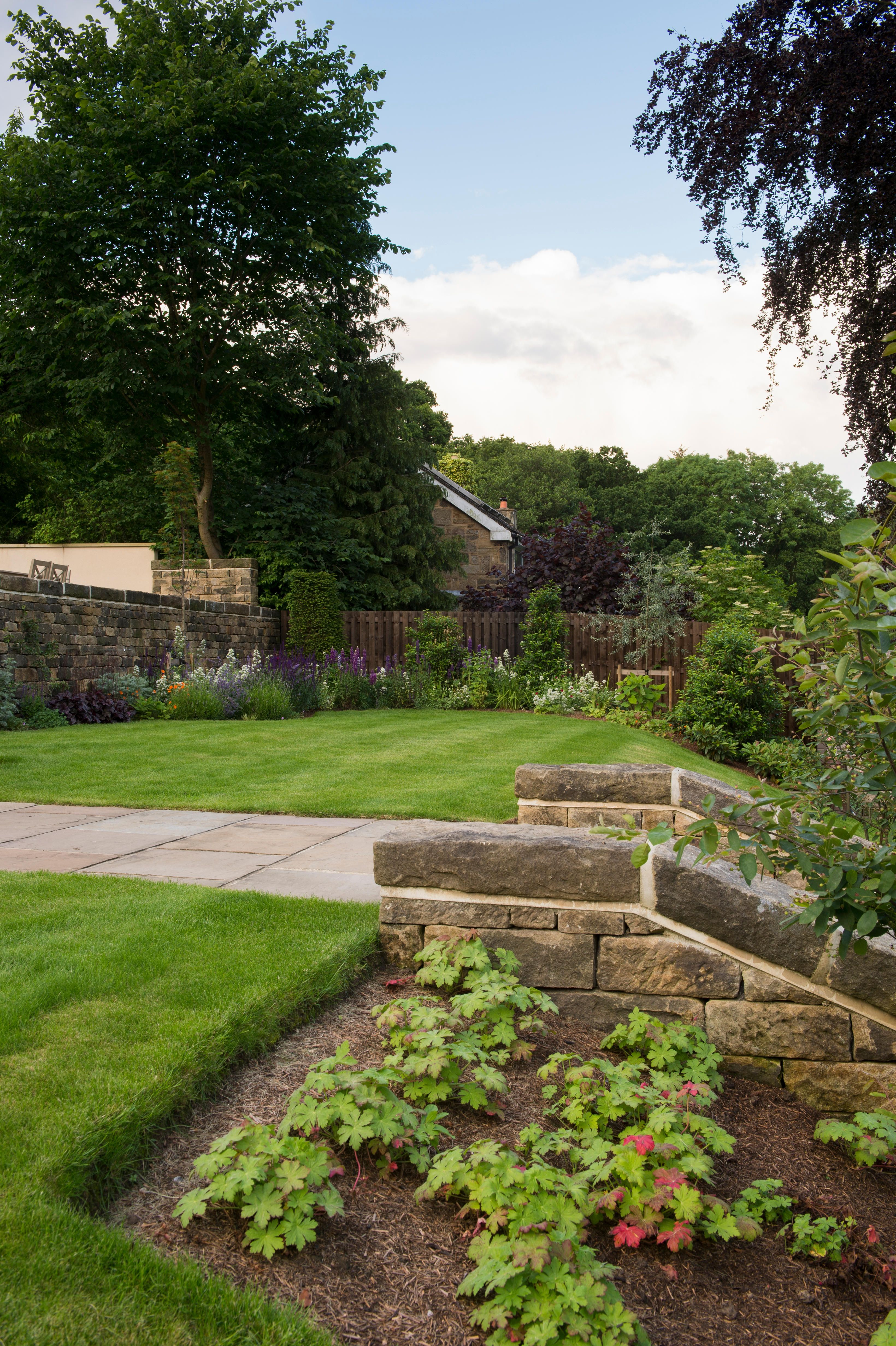 5 things to consider if you have a sloping garden