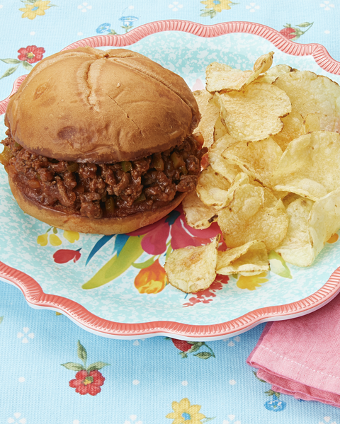 sloppy joes super bowl recipes