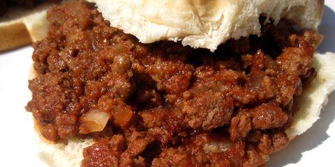 Ravenous Runner BBQ Beef Sloppy Joes