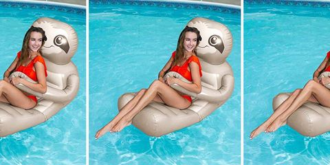 Embrace the Lazy Summer on This Sloth Pool Float