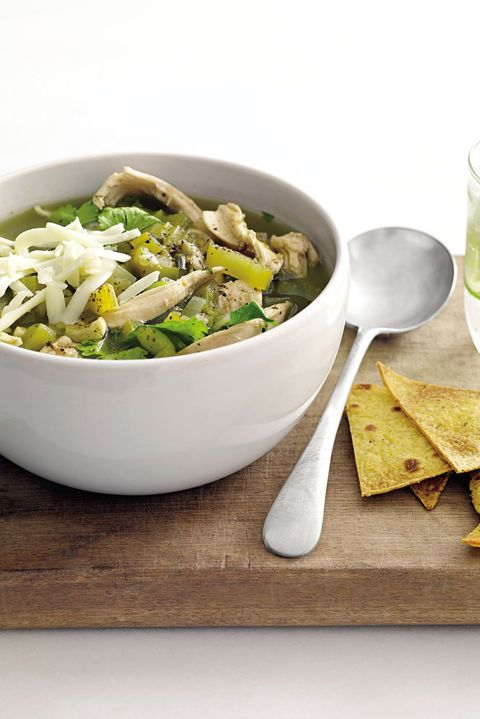 Slow-Cooked Chili Verde