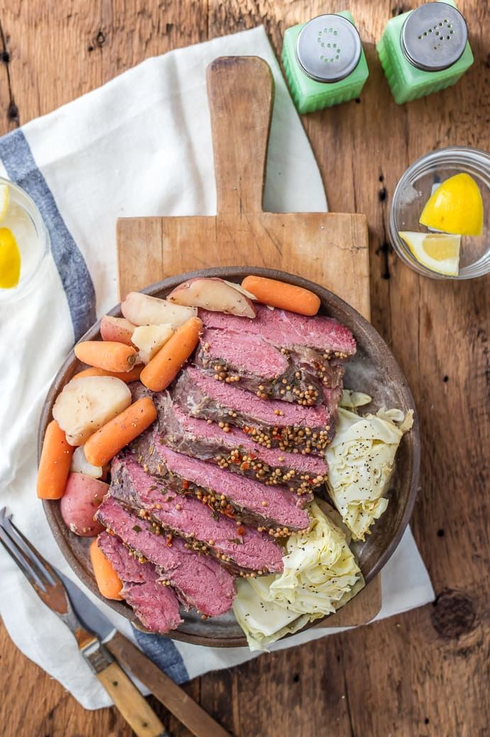 slow cooker beef recipes corned